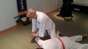 Shodan Pin - Mark with Sean